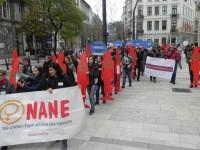 Néma Tanúk felvonulás 2014 / 16 akciónap - NANE (összefoglaló)