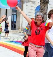 Interjú Lepa Mladjenovic szerb leszbikus aktivistával