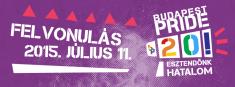 Budapest Pride: 20 esztendőnk hatalom!