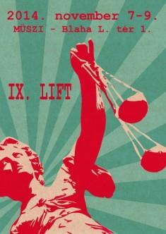 9. LIFT - Leszbikus Identitások Fesztiválja