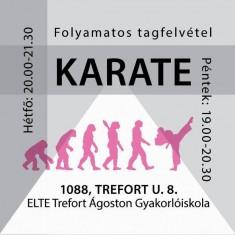 Karate az Atlasz LMBTQ SE-ben