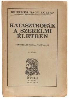 Az Amor lesbicus a háború előtti orvosi irodalom tükrében
