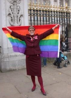Brit érdemrend a Pride aktivistának