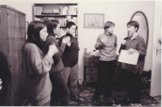 Születésnapi cikk a qLit.hu-n a Labrisz megalakulásáról