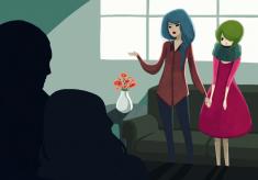 Labrisz-est: Felvállalás és családi konfliktusok