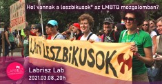 Hol vannak a leszbikusok* az LMBTQ mozgalomban?