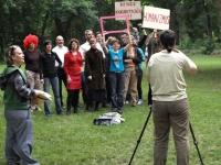 LIFT 2012 promofilm forgatás